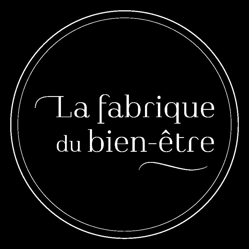 Logo rond la fabrique du bien être Cabinet d'esthétique du bassin d'Arcachon